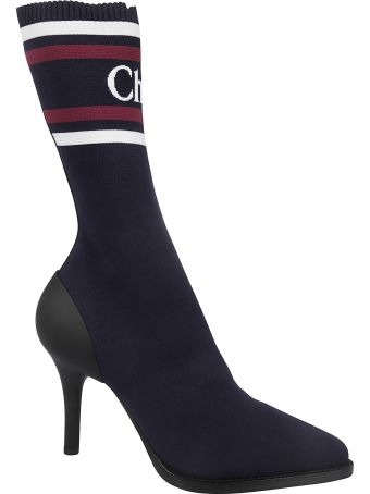 Chloé Tracy Sock Boots