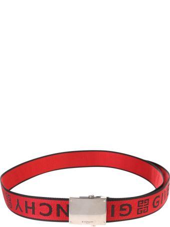 Givenchy Branded Belt