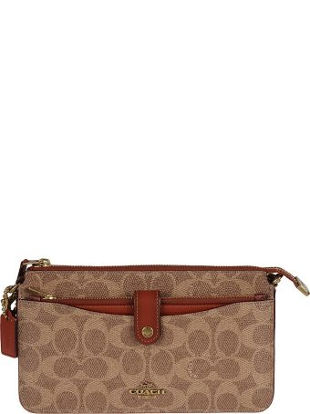 Coach Pop-up Messenger Shoulder Bag
