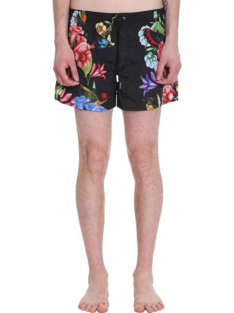 Dsquared2 Black Polyamide Beachwear
