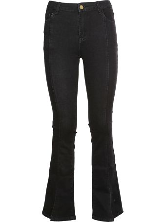 Jovonna Flared Slim Fit Jeans