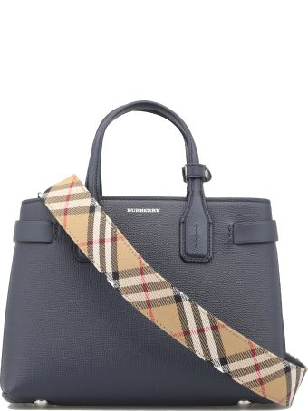 Burberry Sm Banner Bag