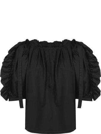 See by Chloé Frilled Top