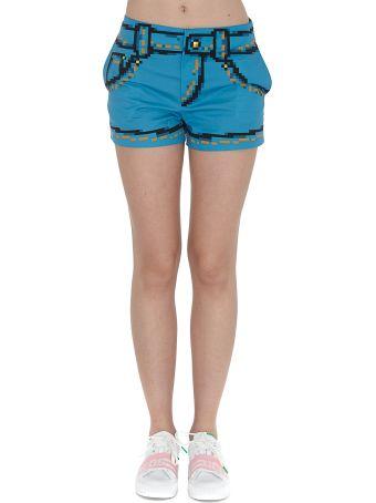 Moschino Pixel Capsule Shorts