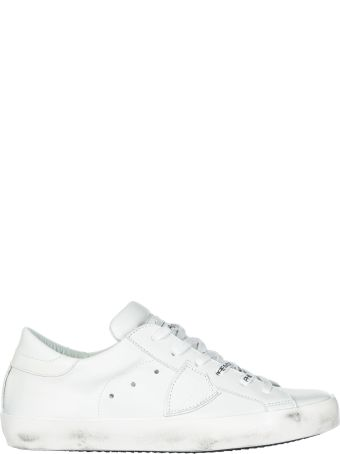 Philippe Model  Shoes Leather Trainers Sneakers Paris