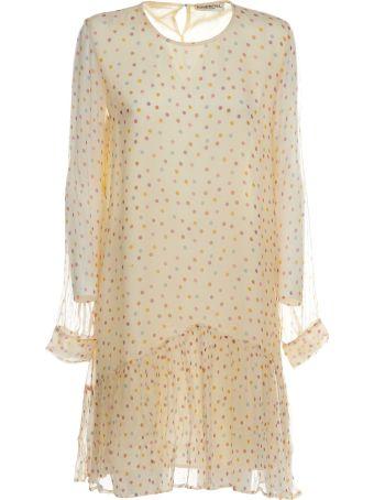 Essentiel Polka Dot Dress