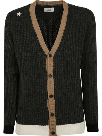 The Editor Knitted Cardigan