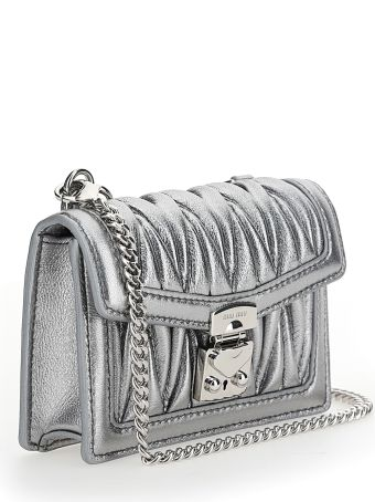 Miu Miu Chain Card Holder
