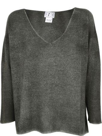 f cashmere V-neck Sweater