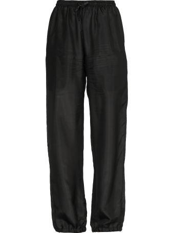 Katharine Hamnett Silk Trousers
