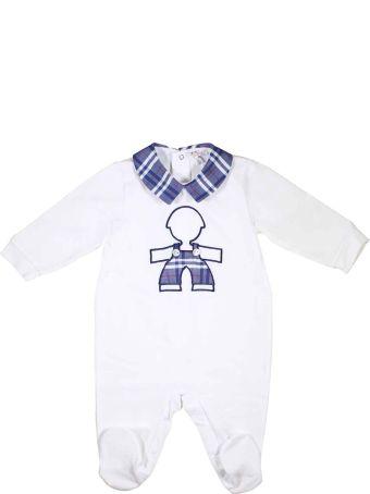 leBebé White Baby Suit Le Bebè