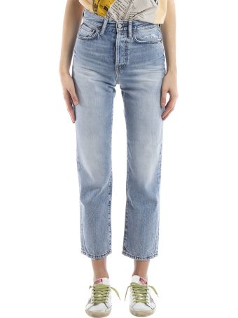 Acne Studios Straight Fit Jeans