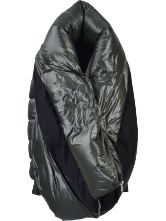 Ben Taverniti Unravel Project Unravel Project Oversized Padded Coat