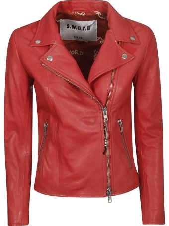 S.W.O.R.D 6.6.44 Biker Jacket