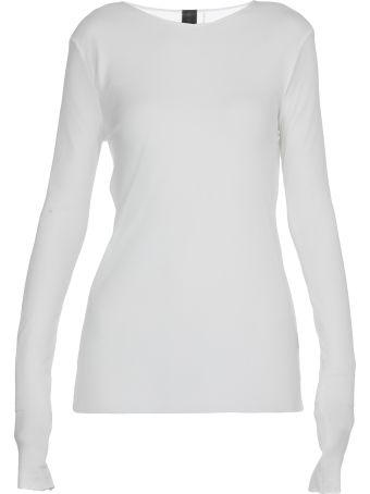Norma Kamali Sheer T-shirt