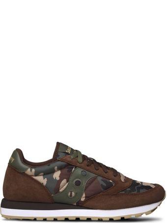 Saucony Saucony Originals Jazz O' Camo Brown/camouflage Green