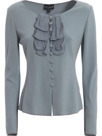 Emporio Armani Fitted Jacket