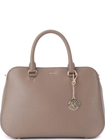 DKNY Bryant Black Leather Handbag