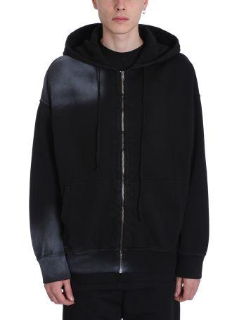 Damir Doma Black Cotton Wenzi Sweatshirt