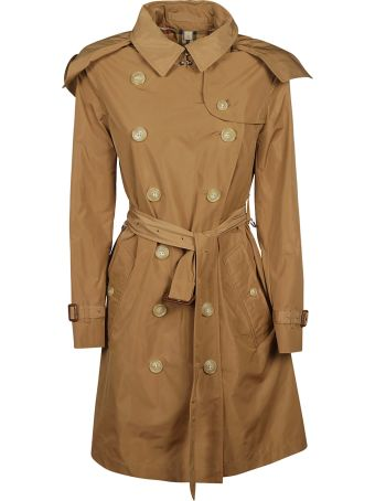 Burberry Double Breasted Trench