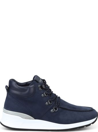 Tod's Ankle Boots In Nubuck