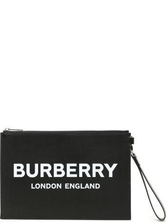 Burberry Edin Logo Pouch