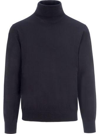 Z Zegna Z-zegna High Neck Wool Sweater