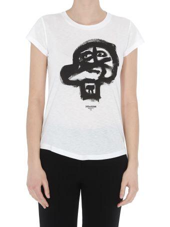 Zadig & Voltaire Skinny Skull Emil T-shirt