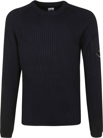 C.P. Company Rib Knit Sweater