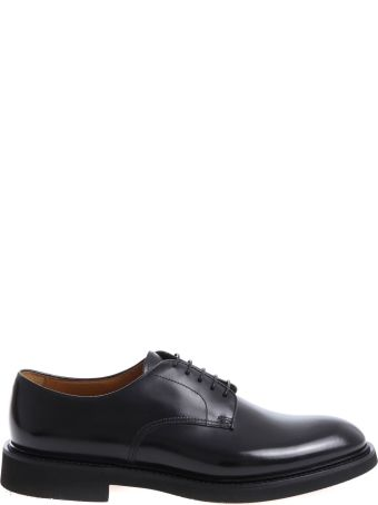 Doucal's Derby Lace Up Shoes