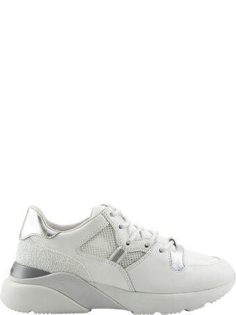 Hogan Sneaker Active One Glitterate Nere Hxw3850bn70kpr0353