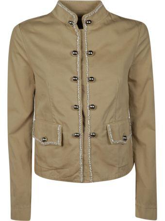 Ermanno Scervino Embellished Jacket