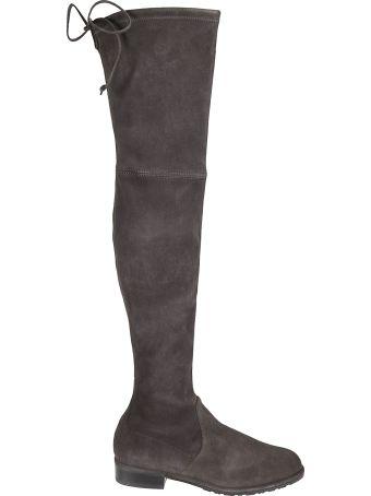 Stuart Weitzman Lowland Over-the-knee-boots