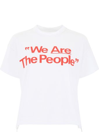 Sacai We Are The People T-shirt