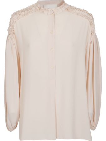8PM Ruffled Blouse