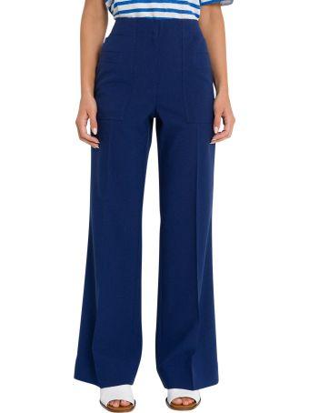 Acne Studios Portia Flared Trousers