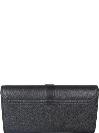 Chloé Padlock Flap Wallet