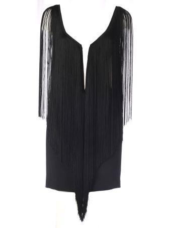 Stella McCartney Mini Dress Fringes