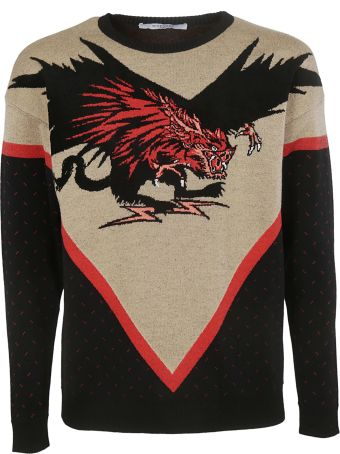 Givenchy Monster Oversized Sweater