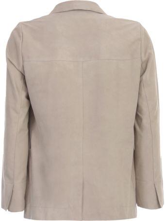 Sylvie Schimmel Leather Jacket