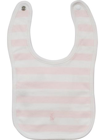 Ralph Lauren Cotton Bib