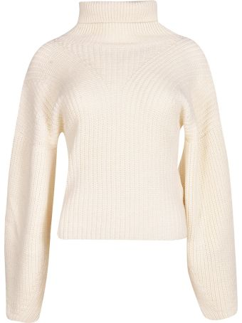 Tela 9 Cropped Knitted Sweater