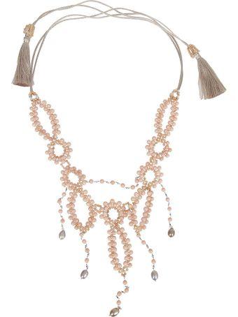 Night Market Beaded Necklace