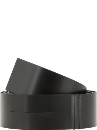 Ann Demeulemeester Smooth Leather Belt