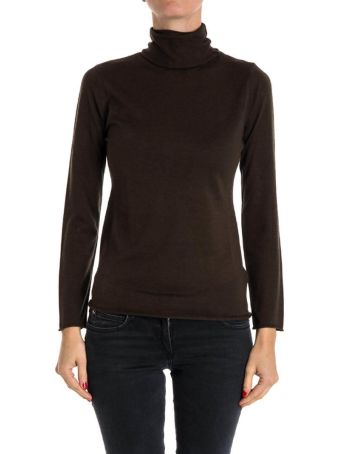 Kangra Kangra Silk And Cashmere Turtleneck Sweater