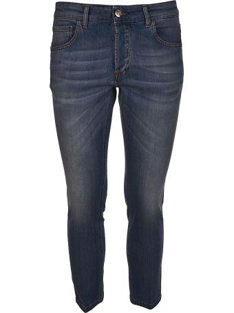 Entre Amis Cropped Jeans