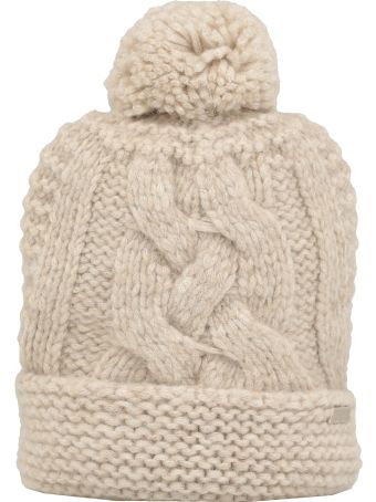 Woolrich Cable Knit Beanie