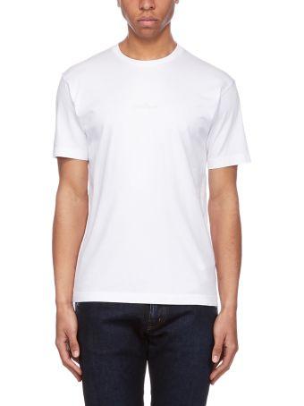 Stone Island Reflective Logo T-shirt