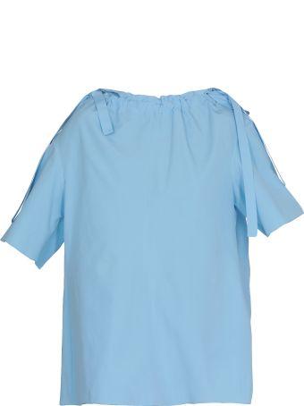 Marni Poplin Cotton Blouse