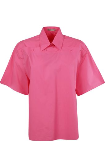 Bottega Veneta Boxy Fit Shirt